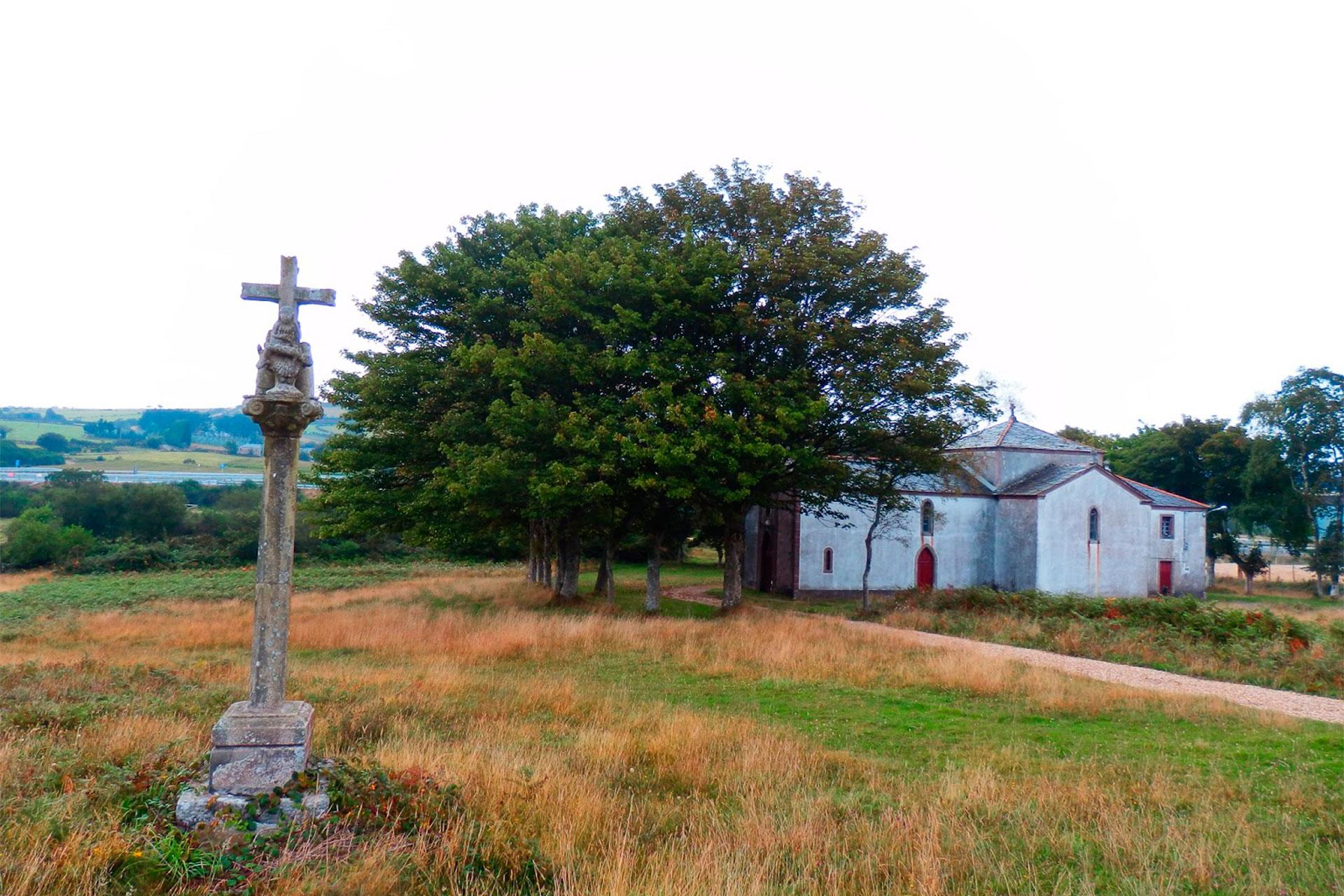 Cruceiro Ermita de San Cosme