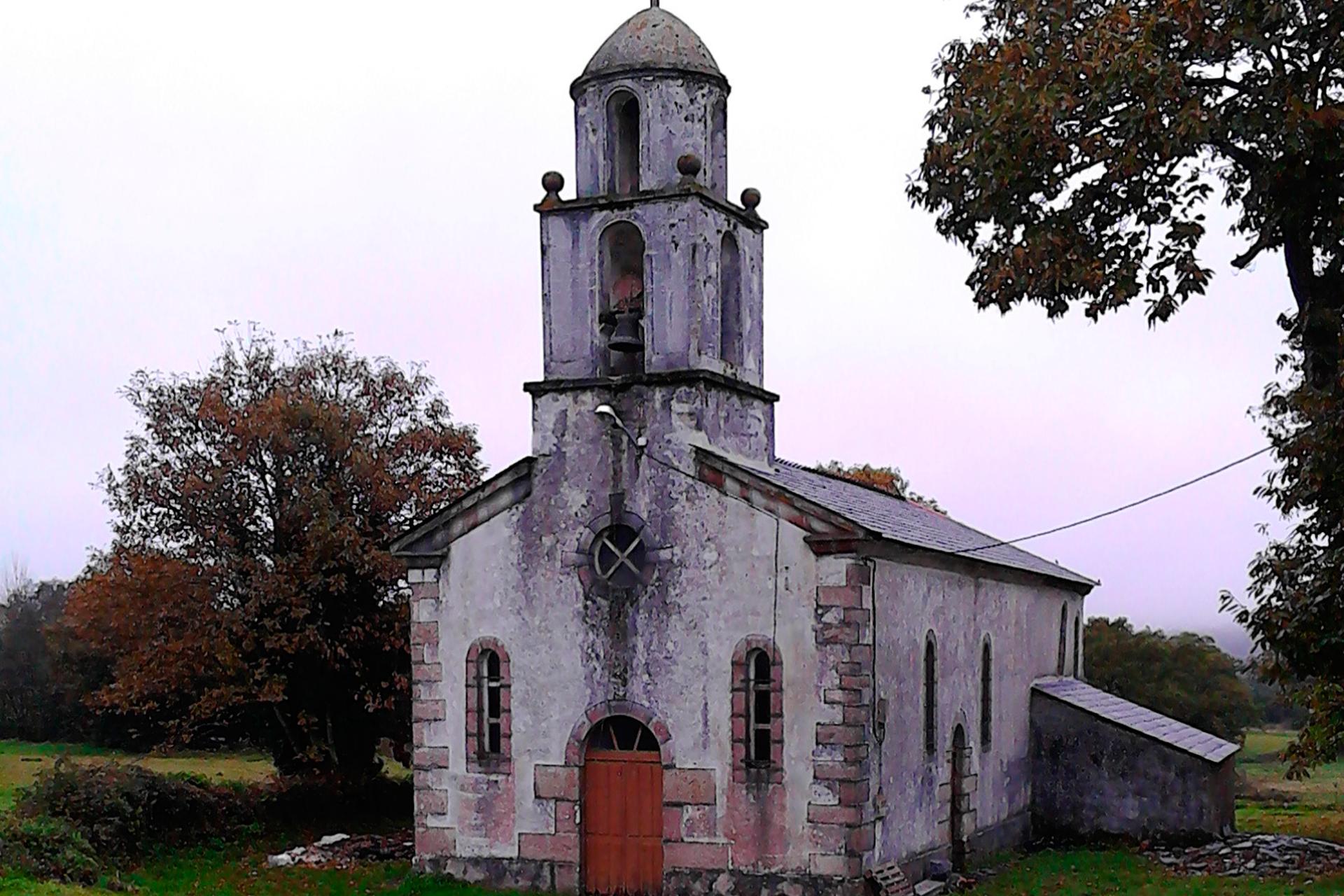 Iglesia de San Pedro en Candia